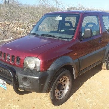 Suzuki Jimny – Categorie A