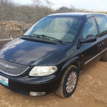 Chrysler Voyager – Categorie B